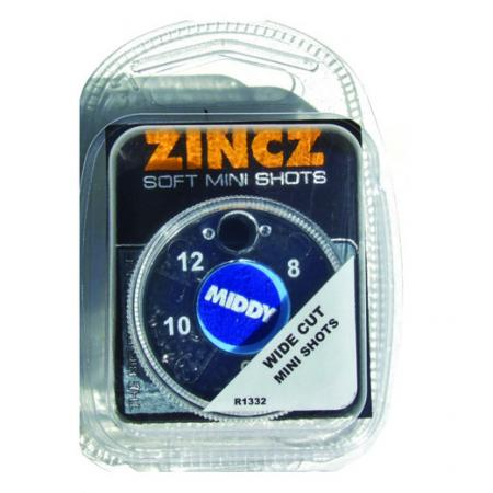 Middy Zincz Soft Mini Shot Dispenser