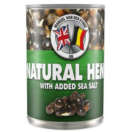 Van Den Eynde Natural Hemp & Sea Salt