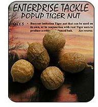 Enterprise Popup Tiger Nut