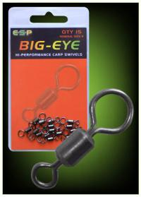 ESP Big Eye Swivels Size 9