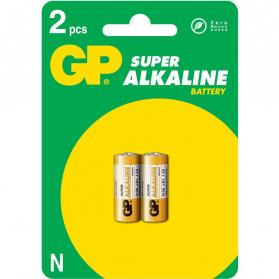 GP N 1.5V (LR1) Alkaline Batteries (Pack of 2)