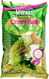 Sensas Crazy Bait Gold Green