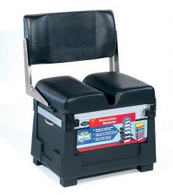 Rive Super Light Seatbox with Backrest