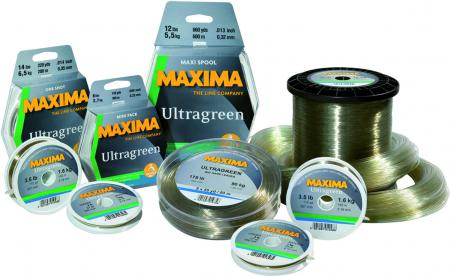 Maxima Green 50m Spool