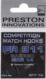 Preston Innovations PR311 Competition Hooks
