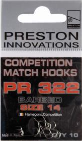 Preston Innovations PR322 Competition Hooks