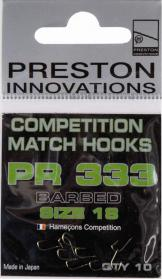 Preston Innovations PR333 Competition Hooks