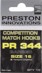 Preston Innovations PR344 Competition Hooks