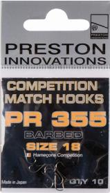Preston Innovations PR355 Competition Hooks