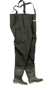 Ocean Deluxe Chest Waders with Studded Soles
