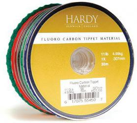 Hardy Fluorocarbon Tippet Material