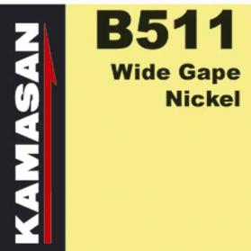 Kamasan B511 Wide Gape Nickel