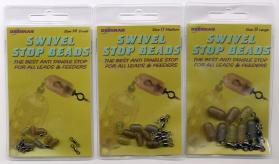 Drennan Speckled Swivel Stop Beads