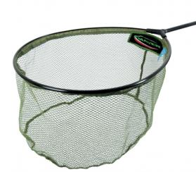 Maver Rubberized Landing Nets with Protector Frame