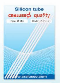 Cralusso Silicone Tubing