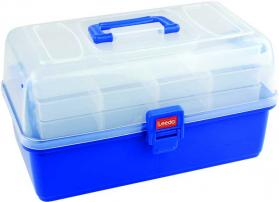 Leeda Deluxe Cantilever Tackle Box