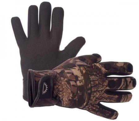 Sundridge Hydra Camo Full Finger Gloves