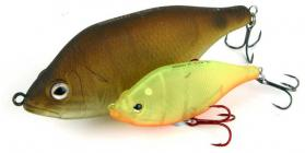 Fox Rage Hitcher Jerk & Twitch Lures