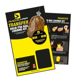 Avid Carp Transfer PVA Bag Loading Kits