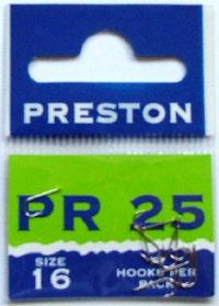 Preston Innovations PR25 Hooks