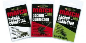 Maver Match This Dacron Connectors