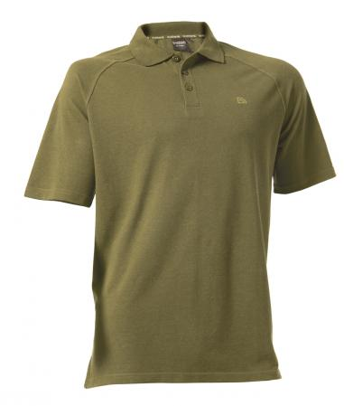 Trakker Cotton Piquet Polo Shirt