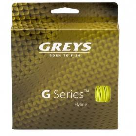 Greys G-Series Yellow Floating Fly Lines
