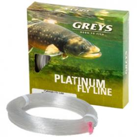Greys Platinum Clear Intermediate Fly Lines