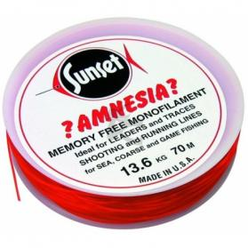 Sunset Amnesia Red