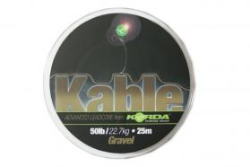 Korda Dark Matter Kable 25m Leadcore