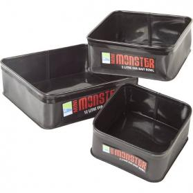 Preston Innovations Monster EVA Groundbait Bowls