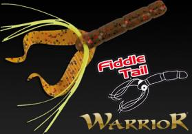 Fox Rage Fiddle Tail Soft Baits