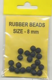 No Frills Rubber Beads