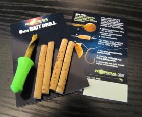 Korda Bait Drill and Cork Sets