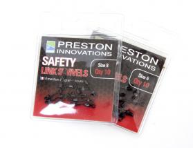 Preston Innovations Safety Link Swivels