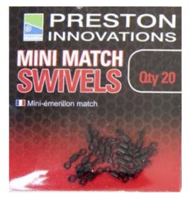 Preston Innovations New Mini Match Swivels