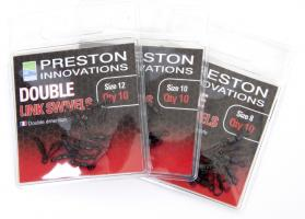Preston Innovations Double Link Swivels