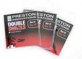 Preston Innovations Double Swivels