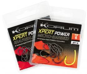 Korum Xpert Power Hooks