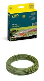 RIO Trout Series Trout LT (Camo/Beige) Floating Fly Lines