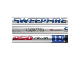 Daiwa Sweepfire 9.5m Margin Pole Spare Sections