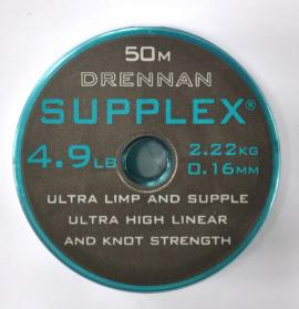 Drennan Supplex Hooklength 50m