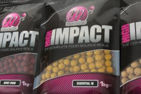 Mainline High Impact Range Shelf Life Boilies