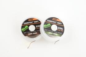 Fox Edges Camotex Stiff Coated Braid