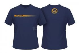 Guru Gradient Blue T-Shirts