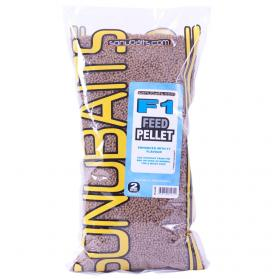 Sonu F1 Feed Pellets
