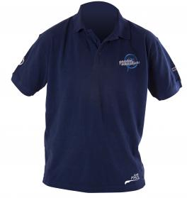 Preston Innovations Navy Blue Polo Shirts