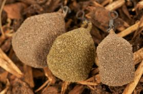 Korda Textured Square Pear Swivel Leads