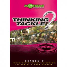 Korda Thinking Tackle DVD Series 7