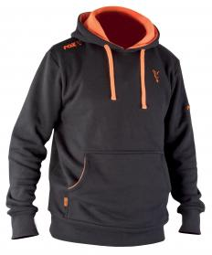 Fox Black & Orange Hoodies